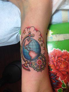 globe american traditional - Google Search