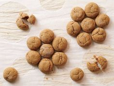 ck-Chewy Molasses Cookies Image
