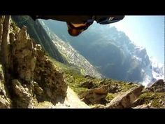 Diverted Flights - Wingsuit Proximity Flying 2012