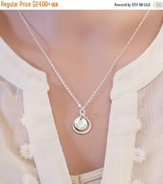 Tiny Paw Print Dog or Cat Lover Eternity Necklace - Personalized Pet Memorial Name Necklace  Remember a special pet with this infinity paw print