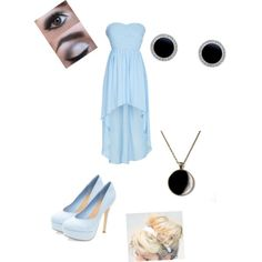 A fashion look from December 2014 featuring dELiA*s dresses and Finesse earrings. Browse and shop related looks.