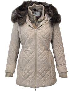 Couture, Jackets For Women, Turtle Neck, Beige, Winter Jackets, Washing Machine, Composition, Zip, Neckline