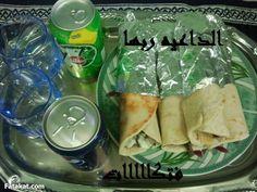من مطبخي بالصور شاورما اللحم الخطيييييره بالتفصيل لحبايبي الفتوكات