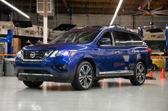 Wow! 2017 Nissan Pathfinder to Start at $30,890