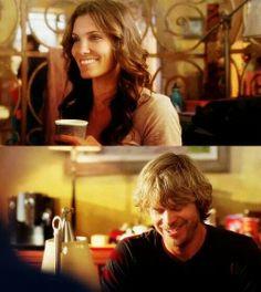 NCIS:LA Daniela Ruah (Kensi Blye) &  Eric Christian Olsen (Marty Deeks) Densi ♥