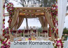 Acrylic Lucite Plexiglass Wedding Canopy Chuppah Rentals
