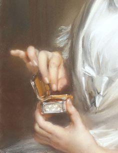 from Mrs. Robert Shurlock Sr. (Ann Manwaring) by her son John Russell (British, Guildford 1745–1806 Hull) Date: 1801| The Met