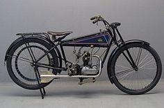 Monark 1929 172cc ohv  2509