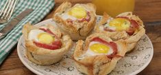 Gebackene Toast-Muffins mit Ei und Speck sorgen für herzhafte Abwechslung auf den Tellern. Wie die Frühstücks-Muffins gelingen, zeigt die Video-Anleitung.