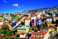 Valparaiso, Chile | 9 Wonderfully Colorful Cities ...