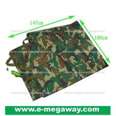7b5081a323  Benisport  Large  hunting  bag  147x100 cm  2-fold  camouflage  Military   Army  zipper  top  Megaway  MegawayBags  CC-1392