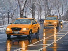 Realist oil NYC paintings and artist's new series with nature and botanicals New Series, New York City, Nyc, Park, Studio, Street, Canvas, Nature, Artist