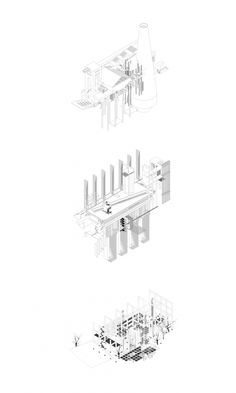 Anno Books - Student Design Competition Isometric