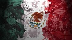 Flag art mexico wallpaper