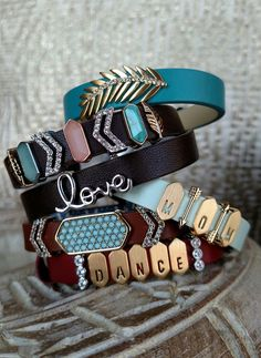 jewelry #mom #family #love #dance #jewelry #fashion #blue #bracelet #KeepCollective