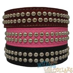 Super Thick, Super Tough, the Superstud Spike & Stud leather dog collar is built to last and made right here in the USA! SIZING This dog collar utilizes a BUCKLE STYLE closure. Sizing is given as the Dog Activities, Leather Dog Collars, Pet Tags, Normal Wear And Tear, Personalized Products, Studded Leather, My Black, Animal Design, Metal