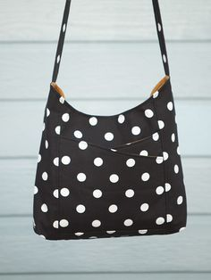 Weekend Sling Bag Sewing Pattern