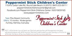 Peppermint Stick Children's Center, Round Lake Beach