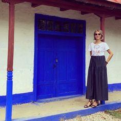 Thank you, dear Violeta! ❤️ #alisiaencowoman #matissedress #madeinromania