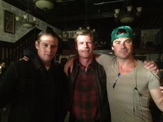 BTS TVD Daddy's home