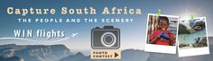 South African Airways 'Capture South Africa' photo competition via Facebook, Twiter and Instagram.   This campaign also included 'non-social' entry and has catagories to photos