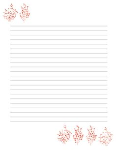Lined Writing Paper, Paper Writing Service, Printable Paper, Notebook Paper Printable, Stationary Printable, Reflection Paper, Write My Paper, Note Paper, Paper Paper