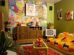 Blythe retro art room | Flickr - Photo Sharing!Naralna