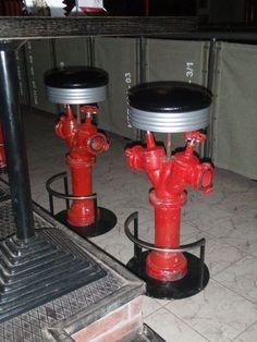 Image result for firefighter hose wreath