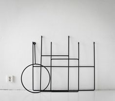 Clothing Rails is a minimalist design created by Sweden-based designer Annaleena Leino. Leino is a freelance interior stylist with experienc...