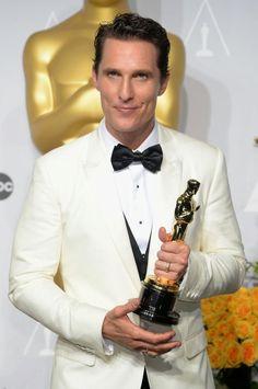"2013: Best Actor - ""Dallas Buyers Club"""