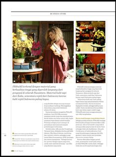 """Business Story"" @ Prioritas Magazine January - March 2016 Edition Proud as PRibuMI...®"