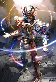 Kamen Rider Build : Rabbit Dragon Wallpaper by on DeviantArt Kamen Rider Gaim, Kamen Rider Kabuto, Kamen Rider Decade, Kamen Rider Series, Game Character Design, Character Concept, Character Art, Godzilla, Pawer Rangers