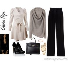 "Scandal Fab (Inspired by Olivia Pope)"" by ... 