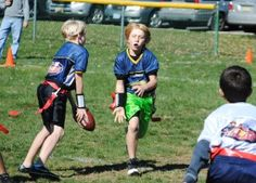 Basic Flag Football Skills