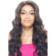 Model Model Synthetic Lace Front Baby Hair Wig Benita [DC]