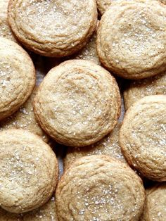 Chocolate Chip-less Cookies; delicious and easy recipes for Christmas Cookies, via @sarahsarna