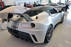 Lotus Evora GTE Road Concept