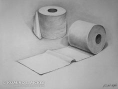 Image result for paper drawings Pencil Sketch Drawing, Basic Drawing, Paper Drawing, Painting & Drawing, Drawing Lips, 3d Paper, Drawing Projects, Drawing Lessons, Drawing Techniques