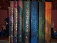 What are the colors of the four houses in Hogwarts in the 'Harry Potter' books?