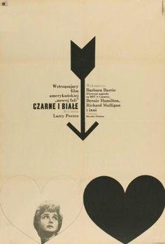One Potato, Two Potato dir. by Larry Peerce (1964) Czech design poster