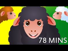 Baa Baa Black Sheep and Many More Kids Songs | Popular Nursery Rhymes Collection by ChuChu TV - YouTube