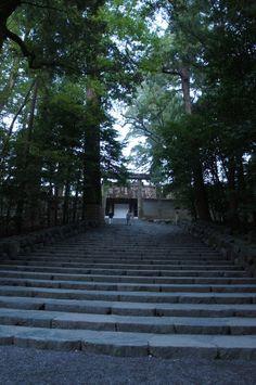 ご正宮  in Japan Ise Shima