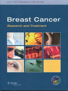 Публикации в журналах, наукометрической базы Scopus  Breast Cancer Research and Treatment #Breast #Cancer #Research #Treatment  #Journals #публикация, #журнал, #публикациявжурнале #globalpublication #publication #статья
