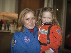 More recent photo of astronaut Anna Fisher Anna Fisher, Space Exploration, Life Photo, Astronaut, Canada Goose Jackets, Winter Jackets, American, People, Makeup