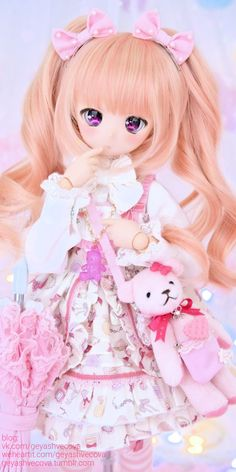 Image shared by 𝐆𝐄𝐘𝐀 𝐒𝐇𝐕𝐄𝐂𝐎𝐕𝐀 👣. Find images and videos about fashion, cute and beautiful on We Heart It - the app to get lost in what you love. Pretty Dolls, Beautiful Dolls, Whatsapp Png, Kawaii Doll, Anime Figurines, Dream Doll, Smart Doll, Anime Dolls, Image Manga
