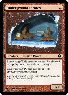 Underground Pirates