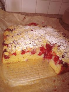 Polish Desserts, Polish Recipes, Sweets Recipes, Keto Recipes, Cake Recipes, Breakfast Menu, Brownies, Food Cakes, Pavlova