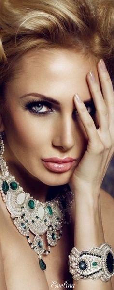 My Queen of Diamonds. xxxx Bella Donna's Luxury Designs Evelina&Pinterest