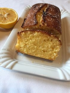 Meyer Zitronenkuchen, getränkt French Toast, Good Things, Breakfast, Food, Tricks, Bakken, Morning Coffee, Essen, Meals