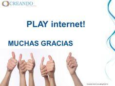 Play Internet de la presentación de www.creandowebconsulting.es